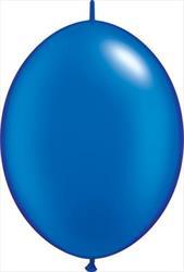 Quicklink Balloons 30cm Pearl Sapphire Blue Qualatex