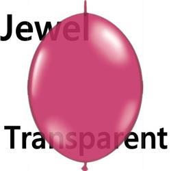 Quicklink Balloons 30cm Jewel Magenta Qualatex
