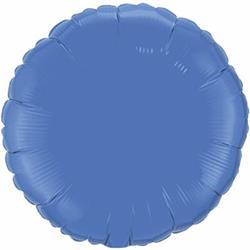 Circle Foil Periwinkle 45cm Unpackaged