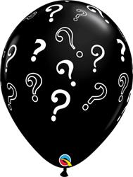 Qualatex Balloons Onyx Black ? 40cm
