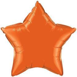 Star Foil Orange 50cm