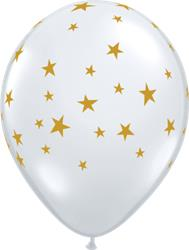 Qualatex Balloons Contempo Stars 28cm