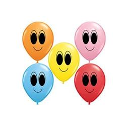 Qualatex Balloons Google Eyes Asst 10cm