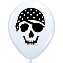Pirate Skull 12cm