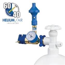 Conwin 60/40  Helium / Air Inflator.