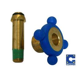 Conwin Replacement Nut and Nipple for Regulator