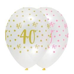Pink Chic 40 Latex 30cm