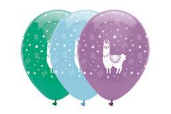 Llama Party Latex 30cm