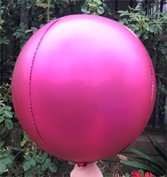 Sphere 60cm Pink and Rose Ombre Unpackaged