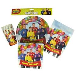 Wiggles Party Pack 40 piece.