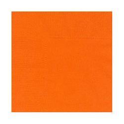 Napkins Luncheon Orange