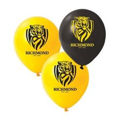AFL Richmond Balloons.